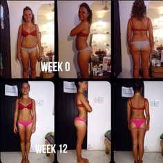 @giulia_caronni !!! Look at this 12 week transformation using my guides  Leaner, str... | Use Instagram online! Websta is the Best Instagram Web Viewer!