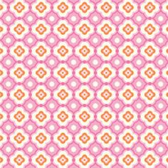 Dena Fishbein - Taza - Geo in Fuchsia. Makes gorgeous bed sheets and changing cover.