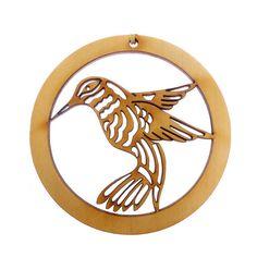 Colibri ornement  Colibri ornements  Colibri par PalmettoEngraving