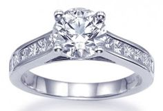 The Diamond Engagement Ring Tradition
