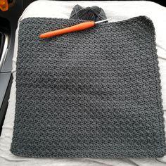 Hæklede karklude – Det kreative hjørne Crochet Books, Crochet Home, Knit Crochet, Crochet Blankets, Summer Diy, Chrochet, Household Items, Crochet Projects, Hobbit