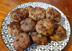 Κεφτεδάκια τηγανητά συνταγή από Αικατερίνη - Cookpad