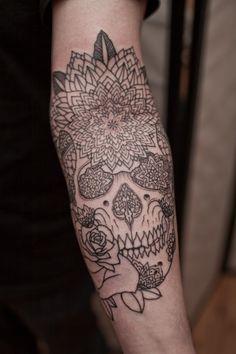 Mandala+tattoo+ideas
