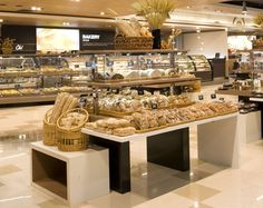 Supermarket Design | Bakery Areas | Retail Design | Shop Interiors | Ole Supermarket by rkd retail/iQ, Shen Zhen » Retail Design Blog