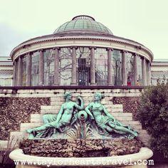 National Botanic Garden of Brussels, Botanique, Brussels, Belgium, Hotel BLOOM!, Hotel, Architecture, Building