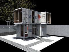 Nuevas oficinas Laminas y Cortes - La Dolores - recinto estudio de arquitectura