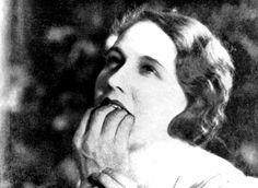 """Lya Lys in """"L'age d'or"""" by Luis Bunuel [1930]"""