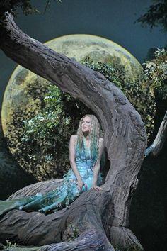 "Kristine Opolais stars in the title role of Dvorak's ""Rusalka"" at the Metropolitan Opera."