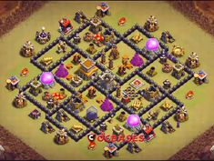 Epic war base anti everything new updated base with video. This is an anti gowipe anti goho, anti hogs, anti gobala, anti gowiva anti govaho war base. Clash Of Clans Levels, Clash Of Clans App, Clash Of Clans Attacks, Clash Of Clans Gems, Dragon Ball Z, Dragon Base, Clash Royale, Free Gems Coc, Clan Castle