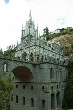 https://flic.kr/p/yBRNeW | Santuario de las lajas - Templo 3