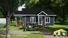 Narcisse, One Story Homes, Shed, Outdoor Structures, House Foundation, Lean To Shed, Backyard Sheds, One Story Houses, Coops