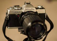 Minolta XG-1, the simple little beast - #jimialbert #photographer #photooftheday #picoftheday #beauty #lomo #lomography #film #35mm #analog…