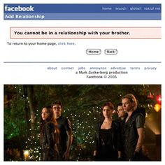 Oh yeah? Try telling that to jace and clary. Or the fandom.