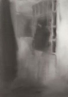 Gerhard Richter, hanged , 200x140cm, oil on canvas