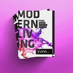 Some brochures we did for Irvine. Read more at: https://redfiredesign.co.nz/work/irvine #redfire #graphic #brochure #color #digitalprint #flooring #international #aucklandagency #instagood #instadesign #socialmedia