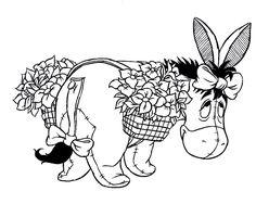 Easter Eeyore