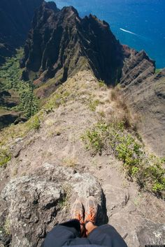 The Best Hike In Hawaii Might Be The Awaawapuhi Trail on Kauai