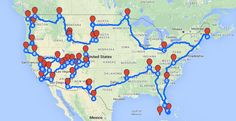 Think You Could Hit Every National Park in the Lower 48 in One Go? | user's Blog!