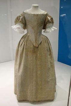 Court Dress, 1660