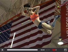Η Στεφανίδη έσπασε το φράγμα των 4.90μ. και έγινε η 4η καλύτερη στον κόσμο