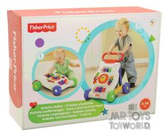 fisher price 'walker to wagon' - to help with learning to walk ... - Cucina Fisher Price