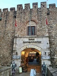Kuşadası old bazaar, Izmir, Turkey.