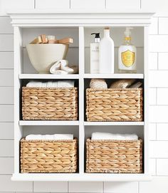 20 Genius DIY Organization Hacks You Need to Try to Make Your Small Bathroom Bigger - Simple Life of a Lady