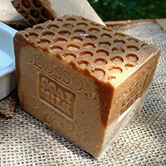 Goat's Milk Soap with (Honey Blossom) 13 oz. Bar– Natural Farm Fresh Milk Review
