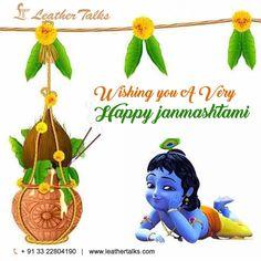 Wishing everyone a very Happy Janmashtami!