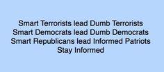 Stay Informed  - http://fboLoud.com 🇺🇸  #fboLoud #tcot #maga #WakeUpAmerica #tpot #AmericaFirst #ycot #Democrats #Dems #Independents