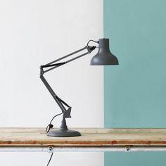 Clerkenwell Charcoal Lamp - View All Lighting - Lighting - Lighting & Mirrors