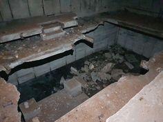 Atlantikwall Regelbau Bertha - Commando Bunker for Luftwaffe Night Fighter From World War 2 Bunker Home, Secret Bunker, Supernatural Bunker, Bunker Hill Monument, Doomsday Bunker, Underground Shelter, Nuclear War, War Image, Places In Europe