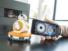 Star Wars Sphero BB-8 #Sphero #bb-8 #SpheroBB-8 #starwars #regalos #2015 #trends #original #regalos #originales #geek http://miguelo.com/