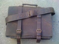 Professional Handmade Satchel Bag , Handcrafted Messenger Bag,Leather Bag For Men,Great Gift Him