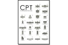 CPT - An Architectural City Guide - Rolled Print - Blank Ink Design, South Africa Africandy Cape Town South Africa, Travel Design, Typography Inspiration, Creative Industries, The Other Side, Frames On Wall, Art And Architecture, Coloring Books, Screen Printing