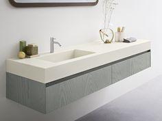 Vanity units | Wash basins | Myslot AD/My Slot BD | antoniolupi ...