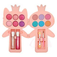 Find must-have hair accessories, stylish beauty products & more. Claire's Makeup, Makeup Books, Makeup Sets, Makeup Case, Makeup Kit For Kids, Kids Makeup, Little Girl Toys, Toys For Girls, Diy Cosmetics Kits