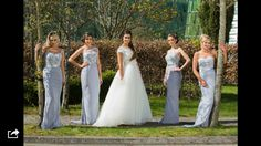 Gowns By Bellaire Bridal(Grace Kelly Gown) All Bridal Gowns in store can be ordered from a size 6-32  Photography,Hair & Makeup By David McNeill Photography http://www.davidmcneill.ie/blog https://www.facebook.com/BlushBeautyBarPortarlington https://www.facebook.com/dhairdiary?pnref=about.overview