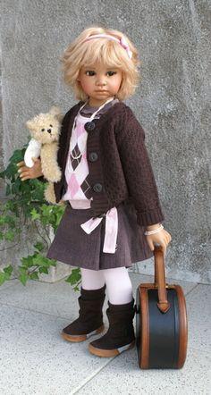 Arlene's Dolls - Angela Sutter Dolls;;;bessy