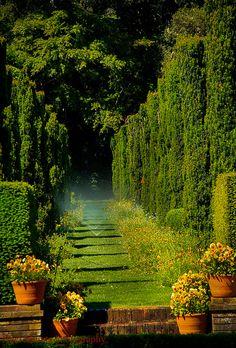 Filoli estate in Woodside, California