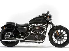 Harley Davidson 883 Sporsters Iron Italia Special Edition