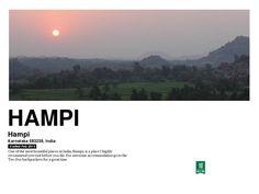 Hampi by Thommo (Trailblazing Tom Tom) Hart