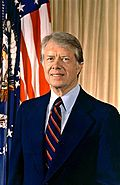 The Jimmy Carter UFO Incident is the name given to an incident in which Jimmy Carter (US President 1977-1981) reported seeing an unidentified flying object while at Leary, Georgia in 1969.  While governor of Georgia, Carter was asked to file a report of the sighting by the International UFO Bureau in Oklahoma City, Oklahoma, which he did in September 1973.[1] Since its writing, the report has been discussed several times by both ufologists and by members of the mainstream media. Carter does
