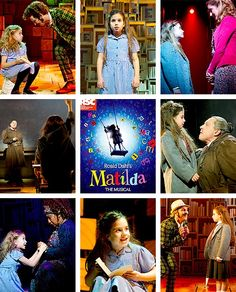 Matilda The Musical is my new favorite musical!! i wish i lived in new york so i could go see it. hopefully it it will come to the fox
