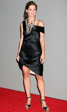 Sandra Bullock in McQueen