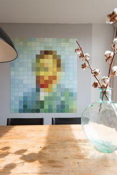 Ixxi stoer interieur eetkamer | Adrianne van Dijken Interieuradvies