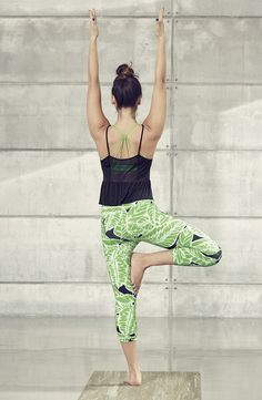 Loving these stylish workout pieces frrom Alo! Perfect for moving around in.