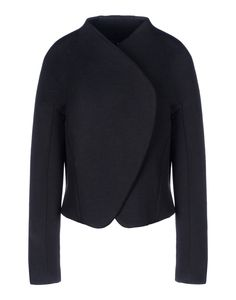 Proenza Schouler Black Jacket - Shop more looks to wear to the office—and on a date: http://www.harpersbazaar.com/fashion/fashion-articles/how-to-wear-day-to-date