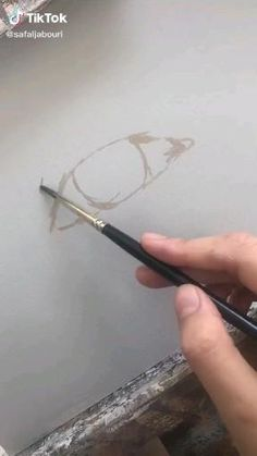 #art #tutorial #tiktok Art Drawings Sketches Simple, Pencil Art Drawings, Watercolor Portrait Tutorial, Watercolor Art, Canvas Painting Tutorials, Art Sketchbook, Watercolor Sketchbook, Eye Art, Acrylic Art