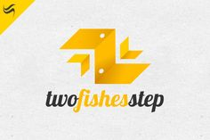 I just released Two Fishes Logo Template on Creative Market.